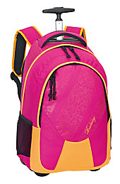 BestWay Rucksacktrolley (Farbe: pink/orange)