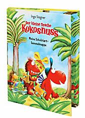 Der kleine Drache Kokosnuss - Meine Schulstart-Sammelmappe