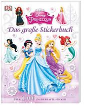 Disney Prinzessin - Das große Stickerbuch