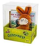 Pixi Bücher: Pixis Osternest mit Stoffhase