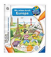 Ravensburger tiptoi® - WWW Wir reisen durch Europa